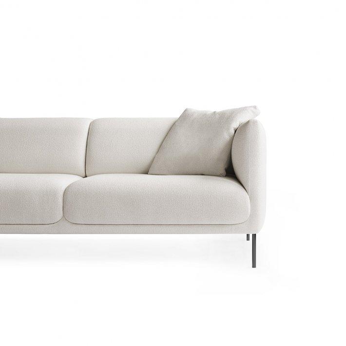 Erik Jørgensen - Konami sofa EJ 490-2   2 pers., tekstil