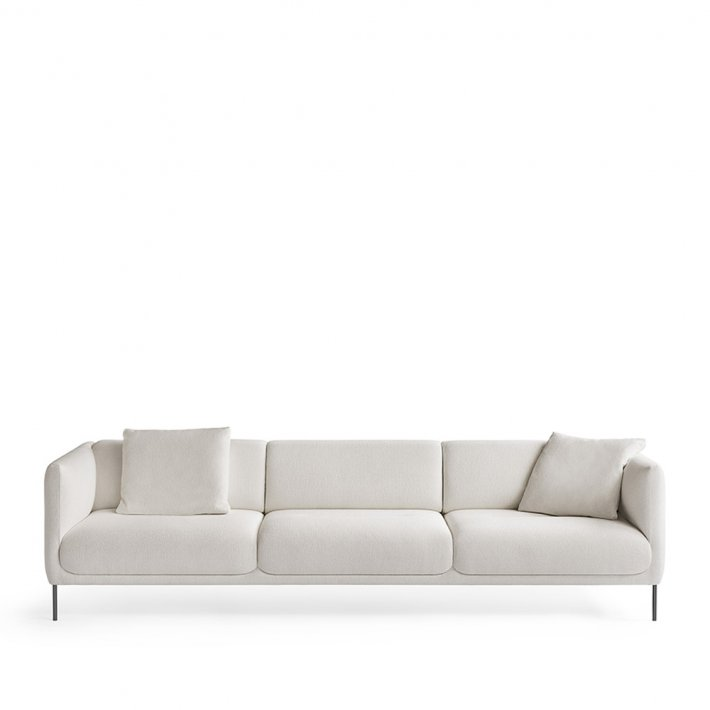 Erik Jørgensen - Konami sofa EJ 490-3 | 3 pers., tekstil