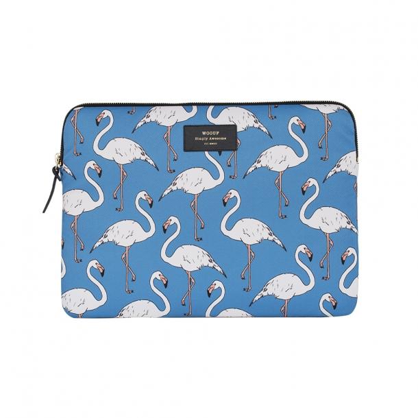 Wouf - Flamingo - Ipad Sleeve