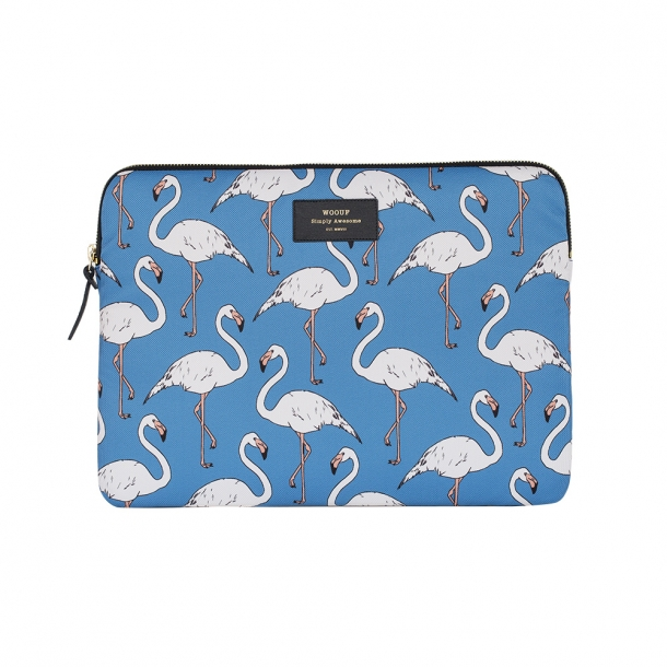 Wouf - Flamingo - Laptop Sleeve - 13''