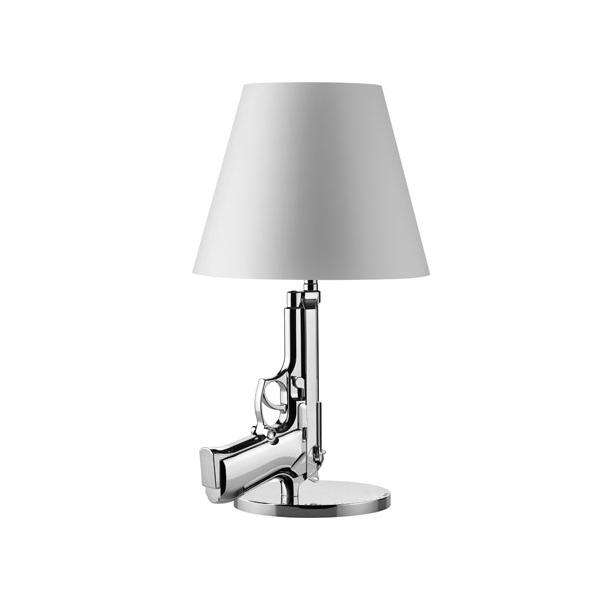 DESIGNDELICATESSEN Flos Bedside Gun bordlampe