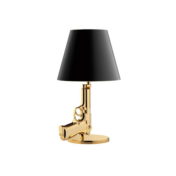 Bedside Gun - bordlampe