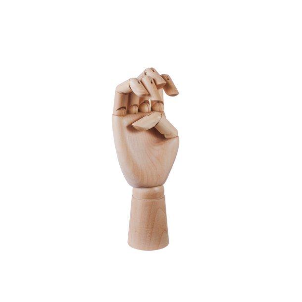 HAY - Wooden hand