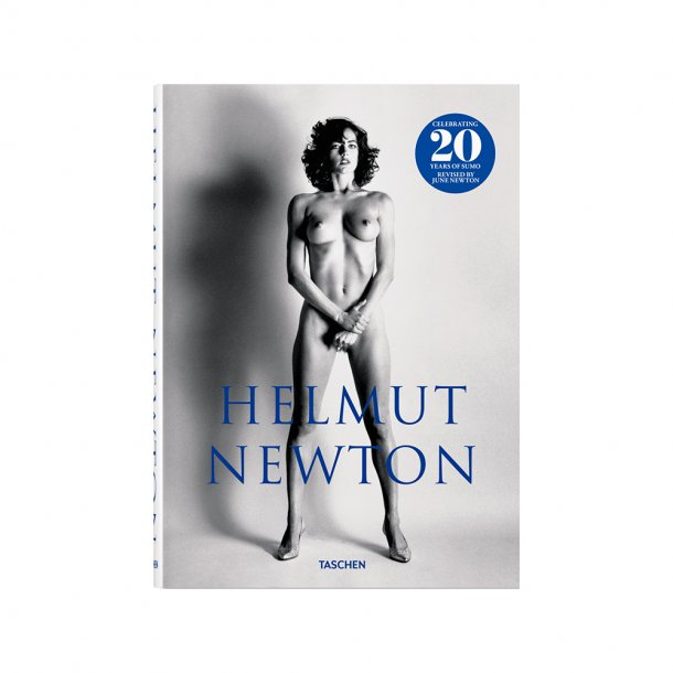 New Mags - Helmut Newton - Sumo