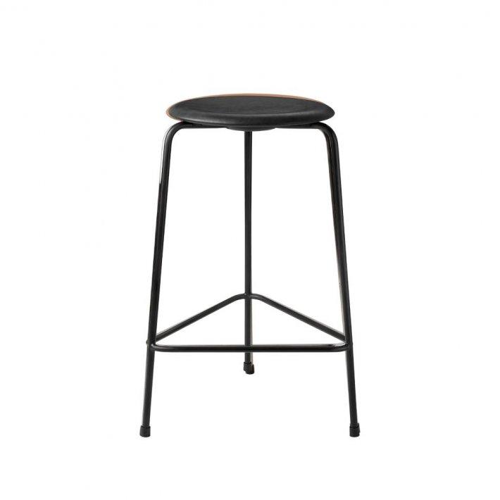 Fritz Hansen - HIGH DOT™ barstol | Pulverlakeret stål