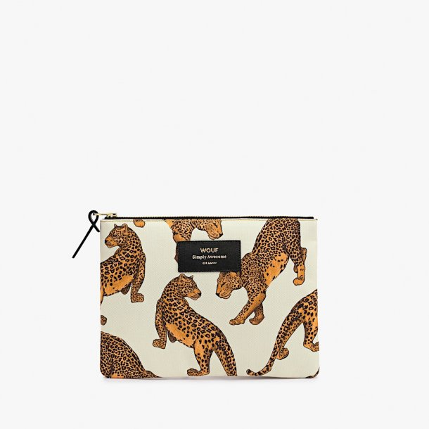 Wouf - Leopard - Pouch