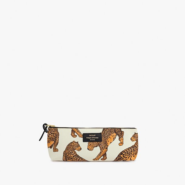 Wouf - Leopard - Pencil case