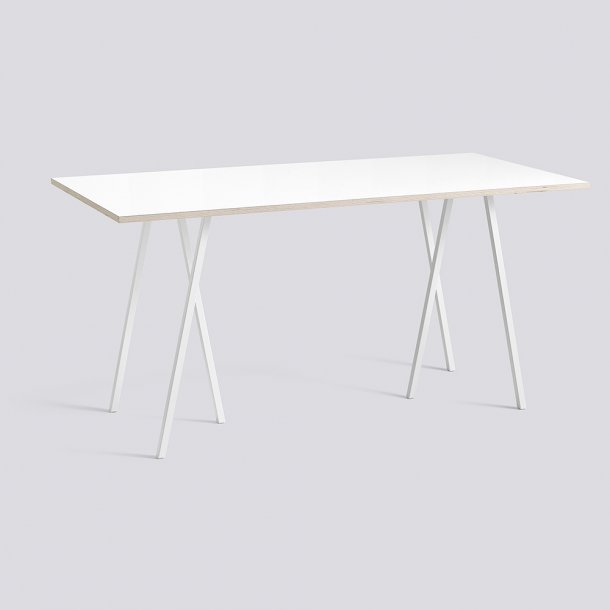 HAY - Loop Stand Table 200cm | High