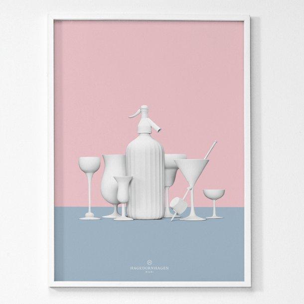 Hagedornhagen - Miami - Plakat 50x70*