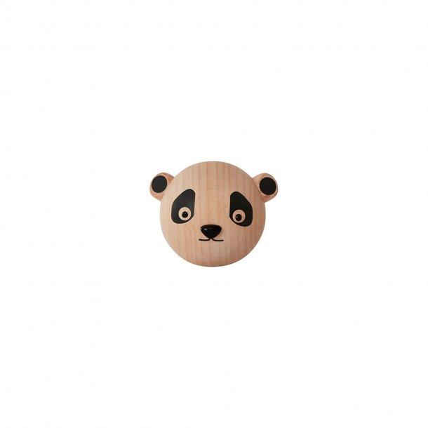 OYOY - Mini knage | Panda | Natur