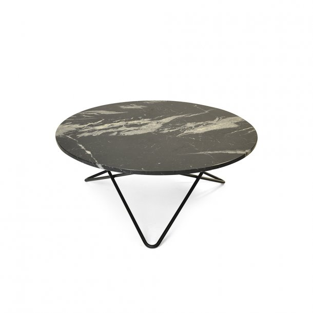 OX Denmarq - Large O Table | Black marble