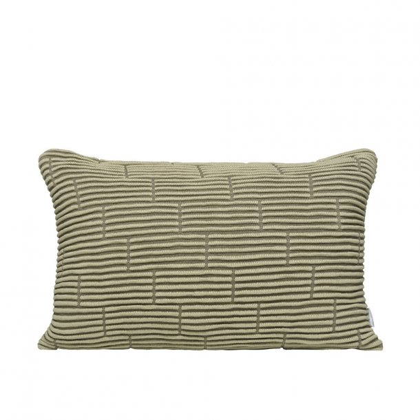 SemiBasic - Still Cushion Brick | 40x60 cm