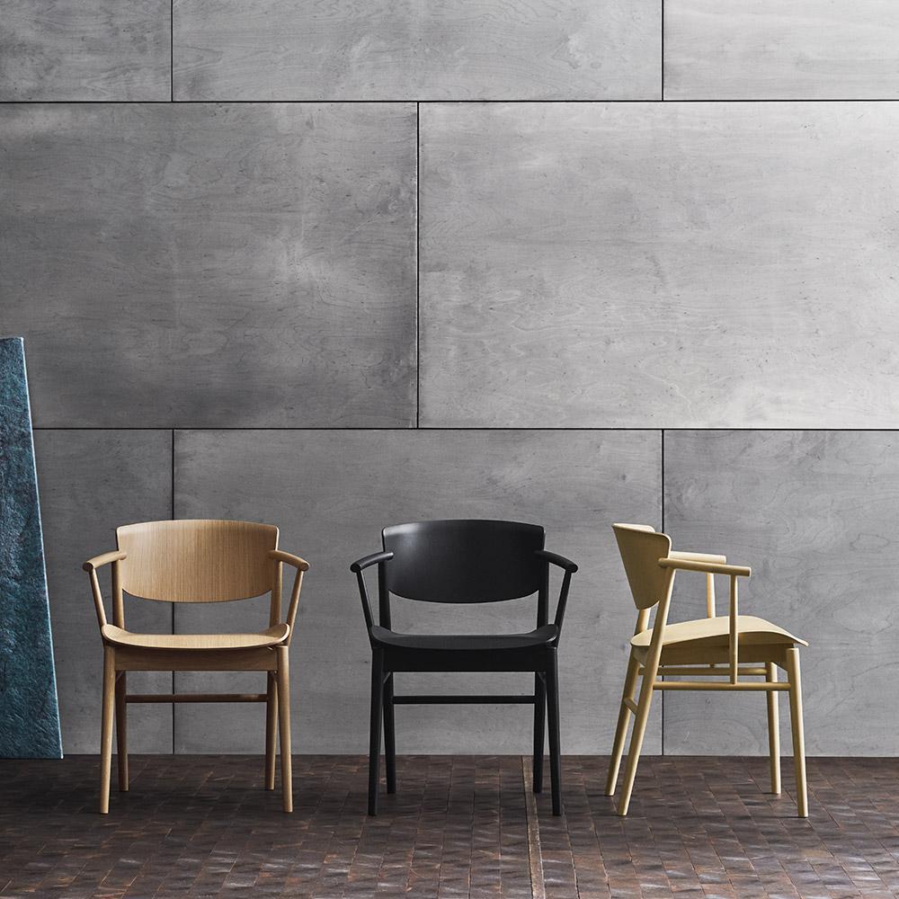 Fritz Hansen N01™ stol Fritz Hansen Casanova Furniture