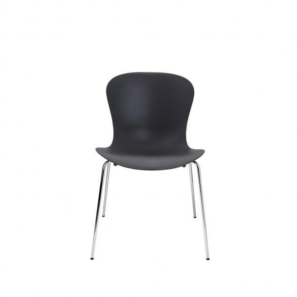 Fritz Hansen - NAP™ stol KS50 | Forkromet stel