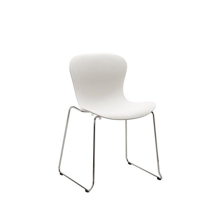 NAP™ stol KS51 - Forkromet stel
