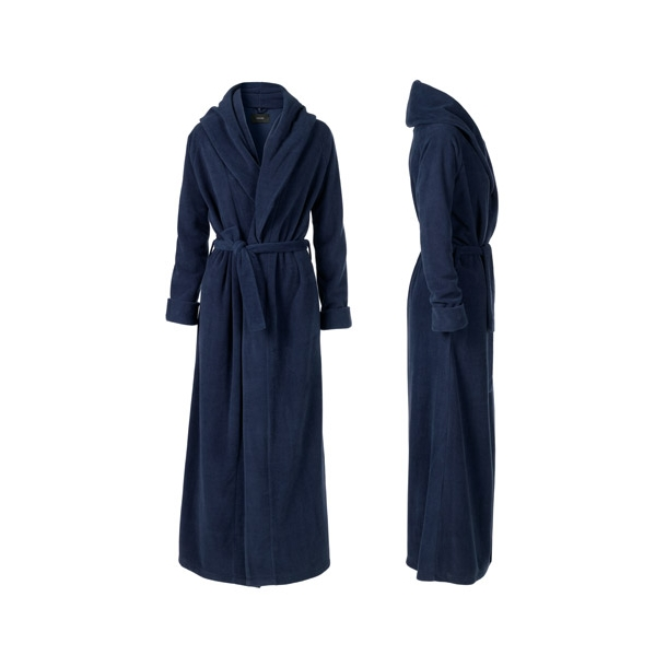 Karmameju - Homewear - Fleece Bathrobe