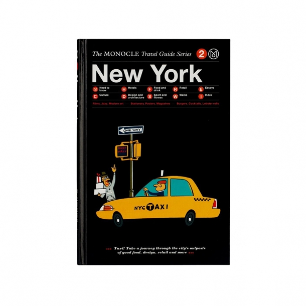 The Monocle - Travel Guide | New York