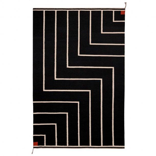 Nordic Modern - VK-1 rug | Black