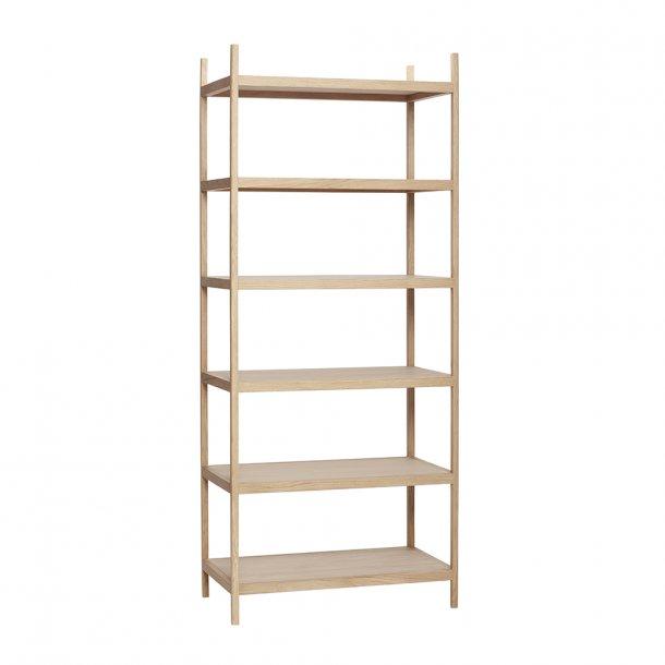 Hübsch - Shelf Unit - Oak