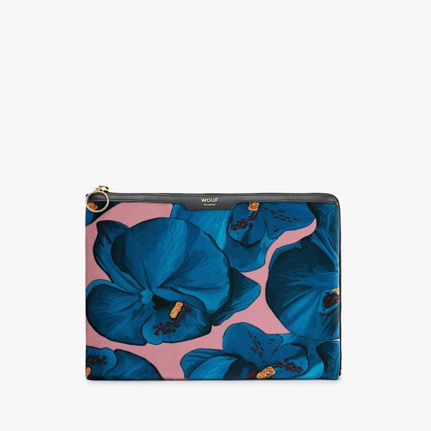 Wouf - Orchidée - Ipad Sleeve