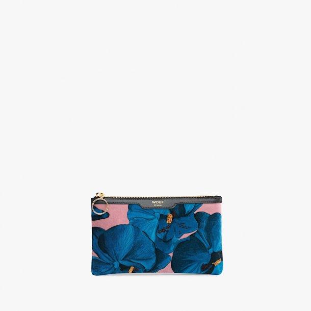 Wouf - Orchidée - Pocket Clutch