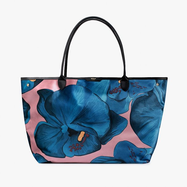 Wouf - Orchidée - Tote Bag