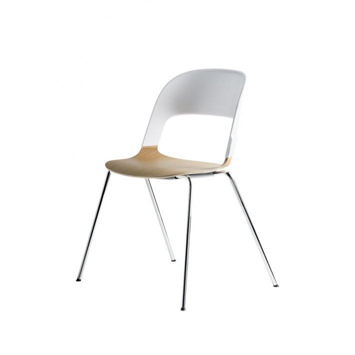 PAIR™ stol BH20 - Forkromet stål
