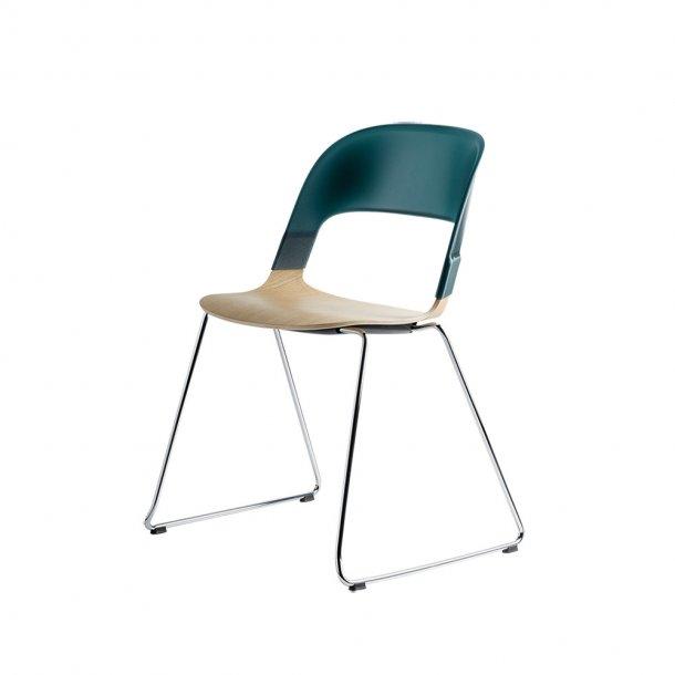 Fritz Hansen - PAIR™ stol BH21 - Forkromet stål
