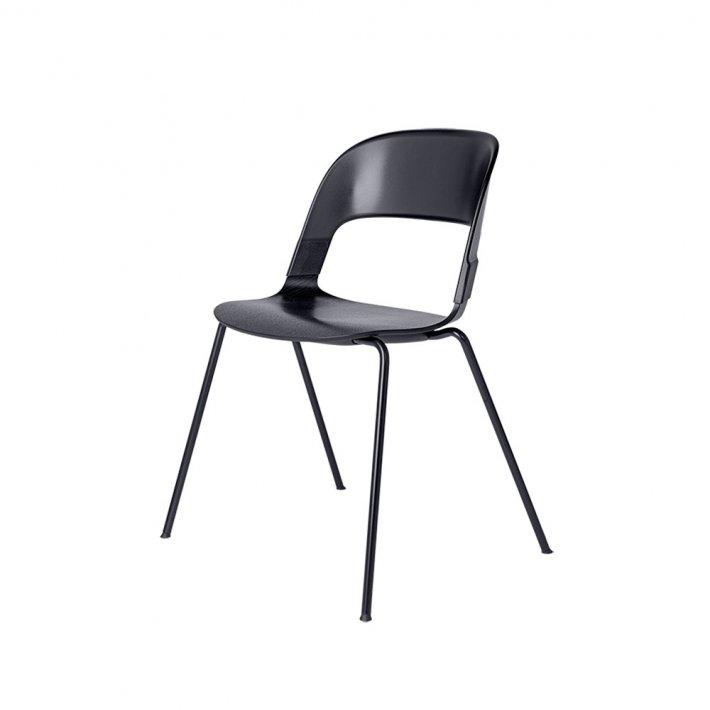 PAIR™ stol BH20 - Pulverlakeret stål