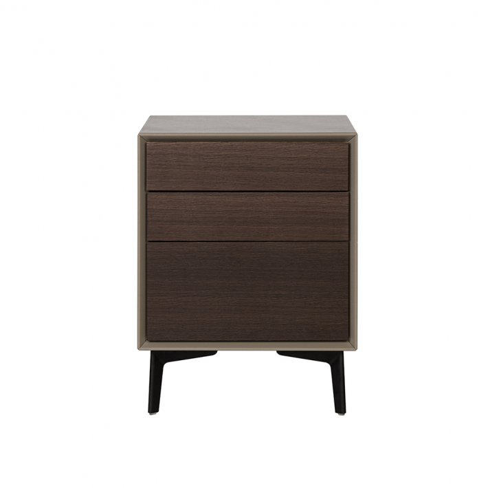 2R Cabinet 4227 - Bedside table, 3 drawers