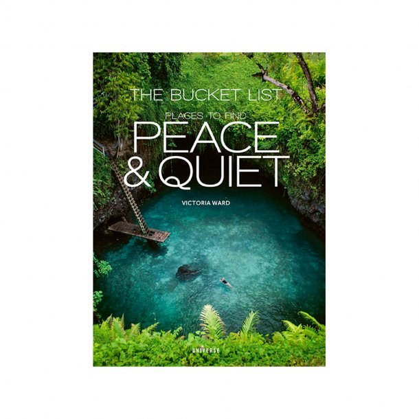 New Mags - The Bucket List: Peace & Quiet