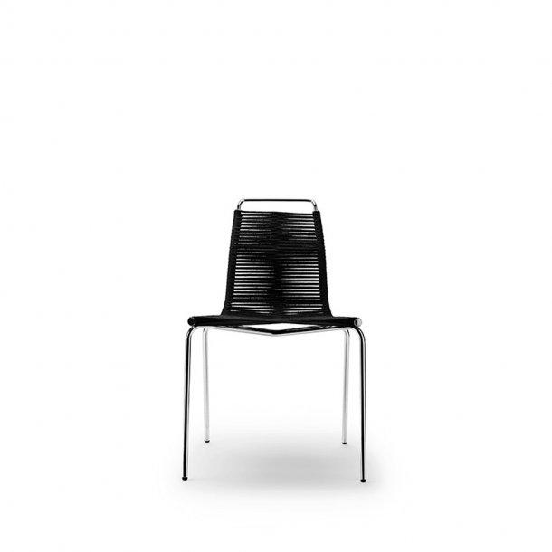Carl Hansen & Søn - PK1 stol | Sort