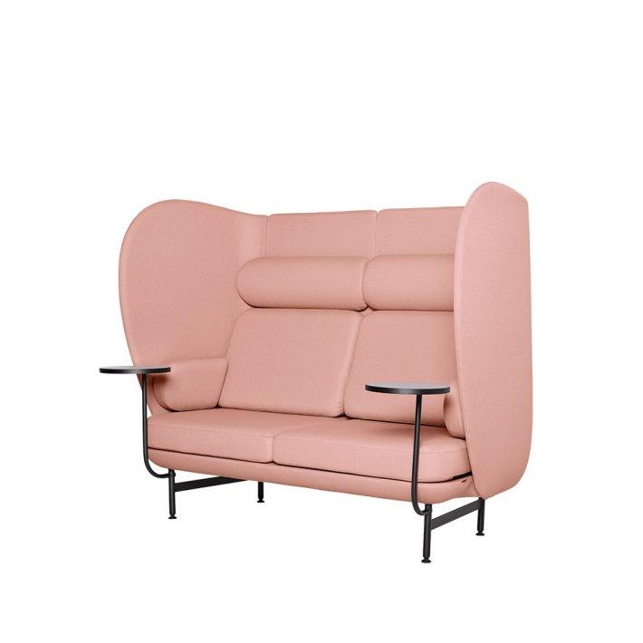 PLENUM™ sofa JH1002 - 2-pers.