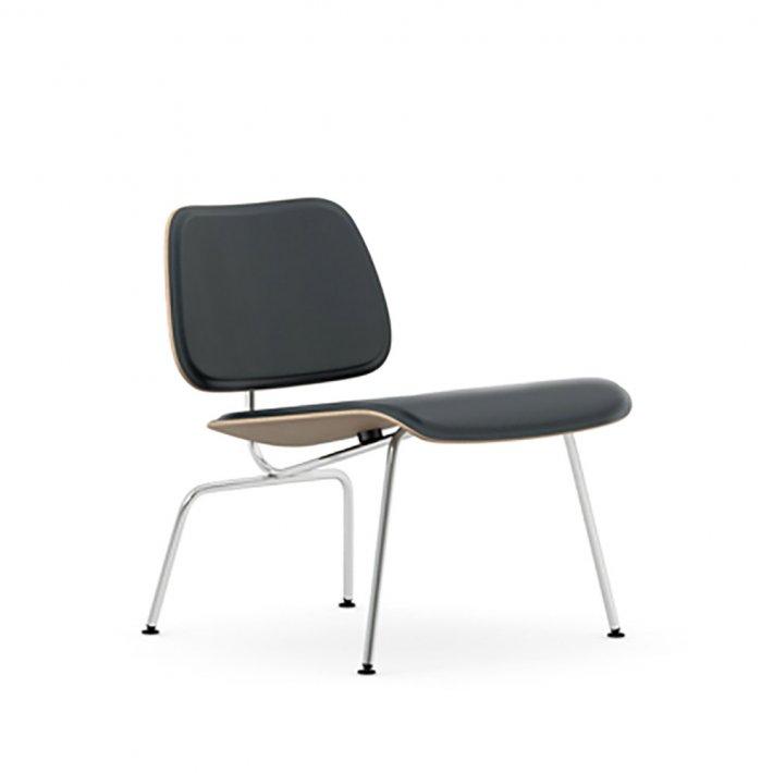 Vitra - Plywood Group LCM | Læder, forkromet