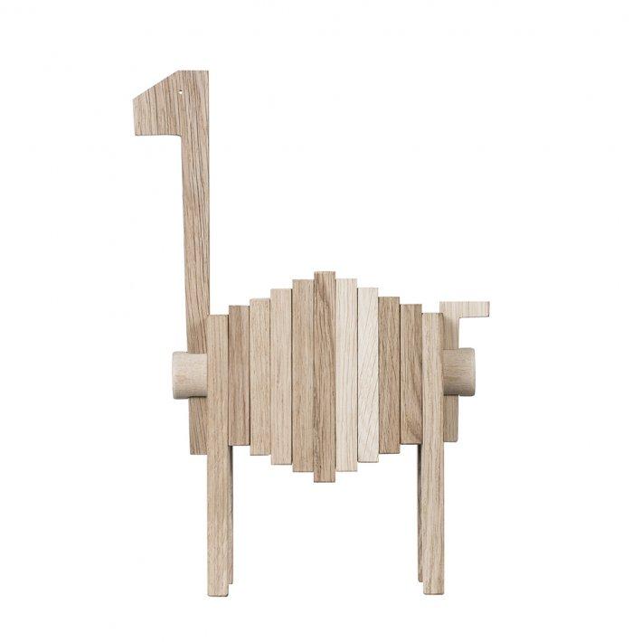 Polygrif - Træfigur
