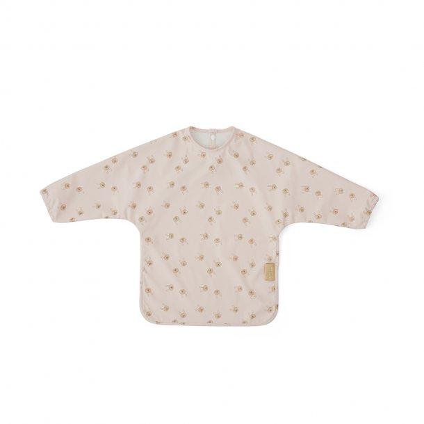OYOY - Rabbit forklæde - lysegrå / rosa