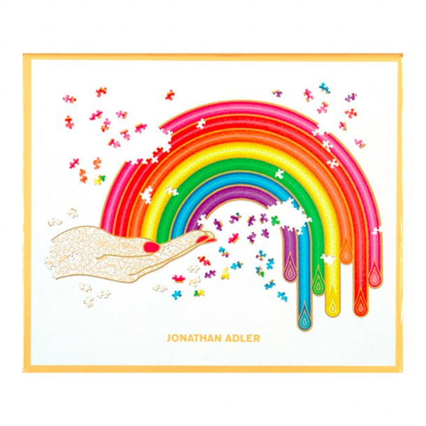 New Mags - Rainbow Hand | 750 Piece Puslespil
