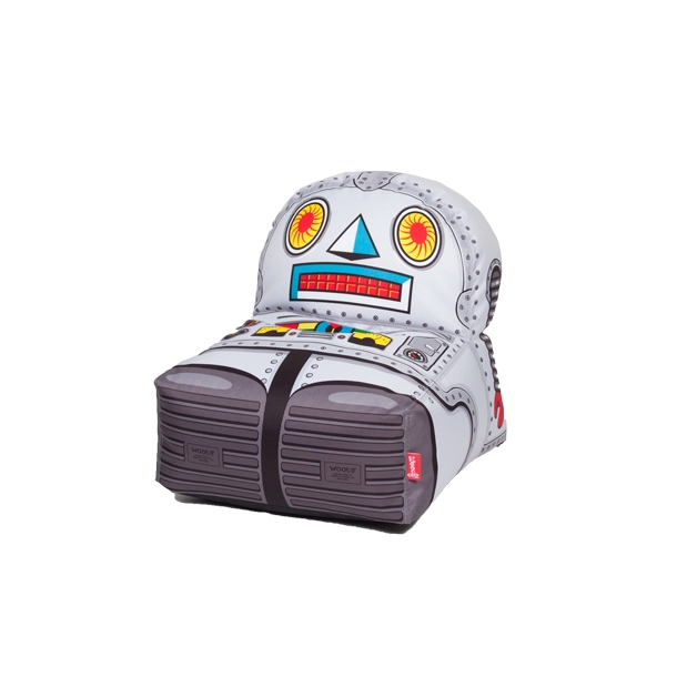 Outlet - Wouf - Robot - Sækkestol*