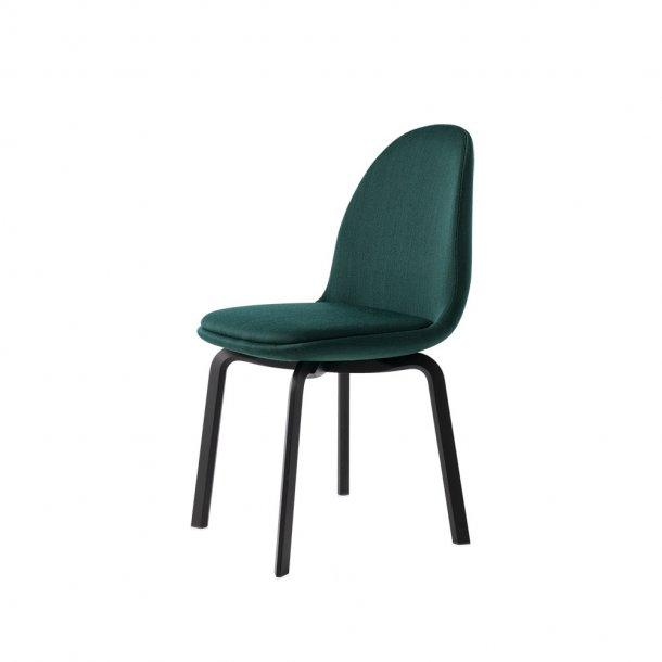 Fritz Hansen - SAMMEN™ stol JH20 - Sortlakeret