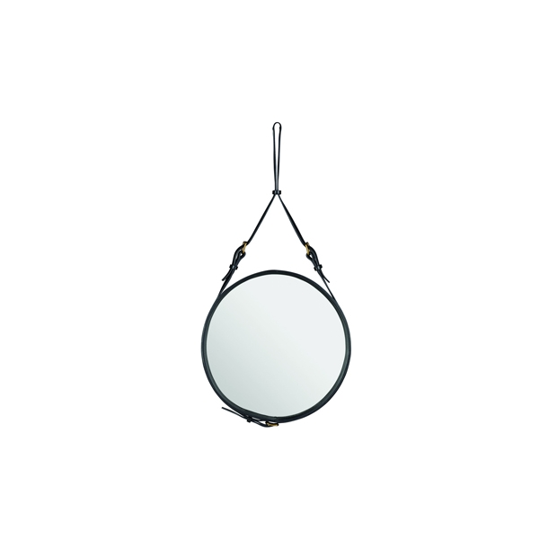 Gubi - Adnet Wall Mirror | Circular | Ø45