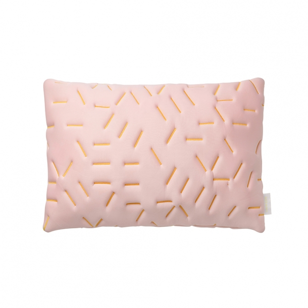 NOMESS - Splash Memory Pillow Square - Pude 40x55 cm