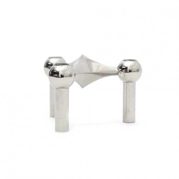 Just Right - STOFF candlestick - Chrome