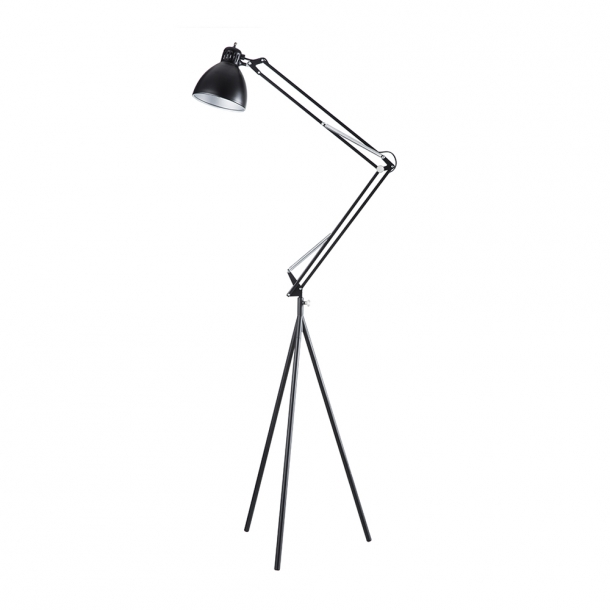 Moebe - Stand Lamp - Sort