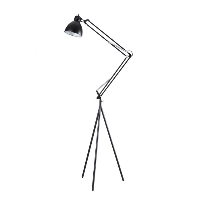 Stand Lamp - Sort