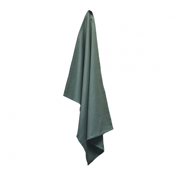 SemiBasic - Dry Tea Towel - Cotton - Green