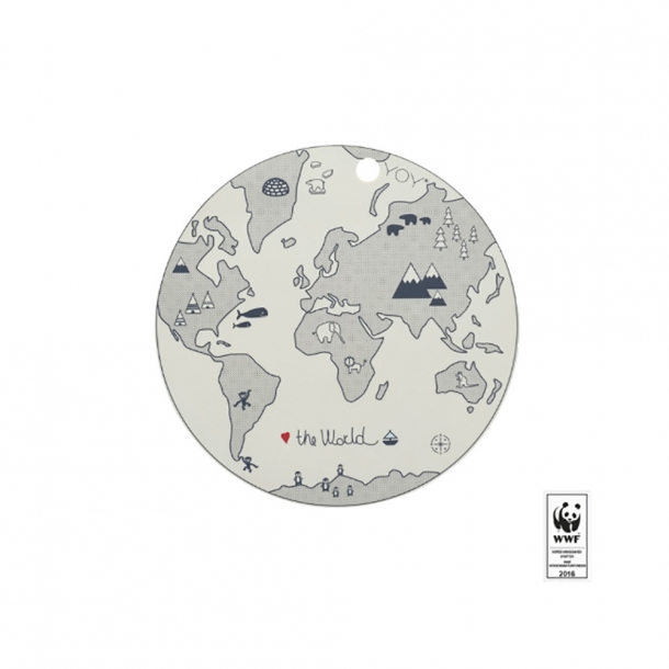 OYOY - The World Placemat - Tischset
