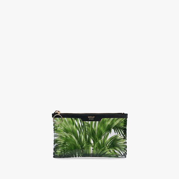 Wouf - Tropicana Vynil - Pocket Clutch