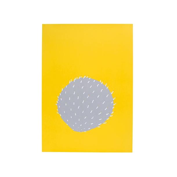 HEYTHEREHI - Poster - Yellow Cactus